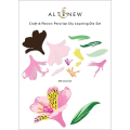 アルテニュー Craft-A-Flower: Peruvian Lily Layering
