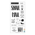 コンコード&ナインス Snail Mail