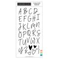 コンコード&ナインス  Lovely Letters Uppercase