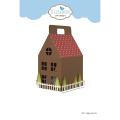 エリザベスクラフトデザイン Holiday House Box