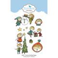 エリザベスクラフトデザイン Christmas Kids