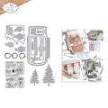 エリザベスクラフトデザイン Mason Jar / Snow Globe Special