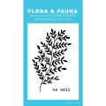 フローラ&フォーナ クリアスタンプ