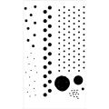 フローラ&フォーナ Dot Background