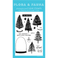 フローラ&フォーナ Bottle Brush Snowglobe