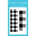 フローラ&フォーナ Oversized Plaid