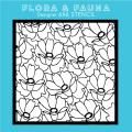 フローラ&フォーナ Floral Stencil 2 ステンシル