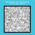フローラ&フォーナ Leaf ステンシル