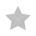 ヒーローアーツ  5-Point Stars Infinity Dies