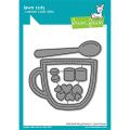 ローンフォーン stitched mug frame