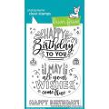 ローンフォーン giant birthday messages