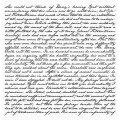 マイフェイバリットシングス Romantic Script Background