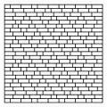 マイフェイバリットシングス English Brick Wall Background