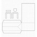 マイフェイバリットシングス Paper Bag Treat Box