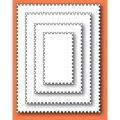 メモリーボックス Postage Rectangle Layers