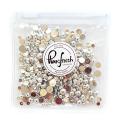 ピンクフレッシュスタジオ Metallic Pearls - Silver