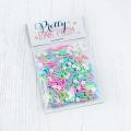 プリティピンクポッシュ Sugar & Spice Clay Confetti