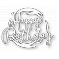 ペーパートレイインク  Shaped Sayings: Birthday