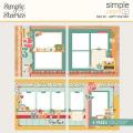 シンプルストーリーズ Happy Together Simple Pages Page Kit