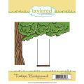 テイラードエクスプレッション Treetops Background
