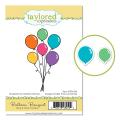 テイラードエクスプレッション Balloon Bouquet Cling & Clear Combo
