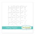 テイラードエクスプレッション Falling Happy Stencil