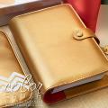 【ウェブスターズページ/Webster's Pages】手帳(レフィル付き) - パーソナル プランナー キット - GOLD