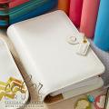 ◆訳あり商品◆【ウェブスターズページ/Webster's Pages】手帳(レフィル付き) - パーソナル プランナー キット - CLASSIC WHITE