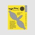 【ワッフルフラワー/waffle flower】ダイ - MAILABLE 3D BOW