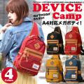 DEVICE Camp メガボディバッグ【DBN-40038DEV】