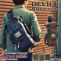 DEVICE MAD ボックスボディバッグ(DBG-50088)
