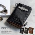 DEVICE gear 二つ折り財布【DPL-40058】
