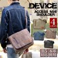 DEVICE Access ミニショルダーバッグ