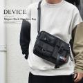 DEVICE ミリタリー ミニショルダーバッグ【DSN90068】