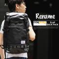 Rename coat2 かぶせリュック【RRN60059】