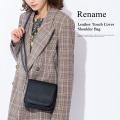 Rename レザータッチ カバー ショルダーバッグ 【RSG20225】