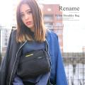 Rename CORDURAナイロンショルダーバッグ 【RSN80028ZZ】