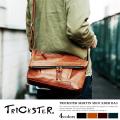 【送料無料】TRICKSTER MARTIN 口折れショルダーバッグ(TR65)