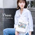 WACHO キャンバス ショルダーバッグ 【WSH20019】