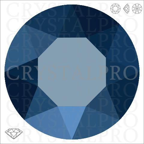 スワロフスキー #1088 クリスタルメタリックブルー