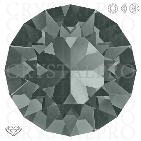 スワロフスキー #1088 ブラックダイヤモンド