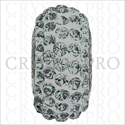 スワロフスキービーチャーム 181101 ブラックダイヤモンド