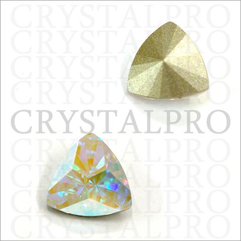 【数量限定販売】スワロフスキー #4799 Kaleidoscope Triangle クリスタルAB
