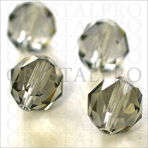 スワロフスキー #5025 ブラックダイヤモンド