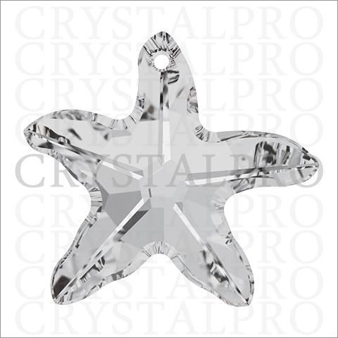 スワロフスキー #6721 Starfish クリスタル