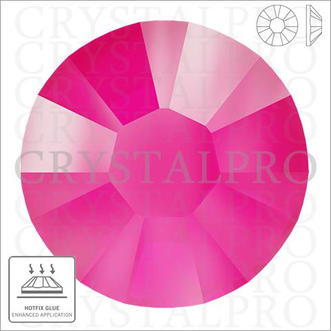 スワロフスキー #2038 クリスタル・エレクトリック・ピンク