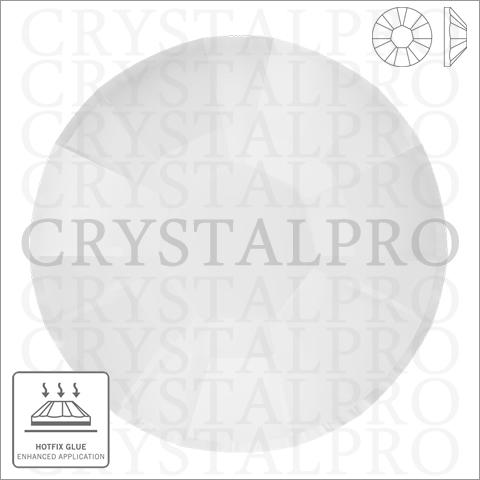 スワロフスキー #2038 クリスタル・エレクトリック・ホワイト