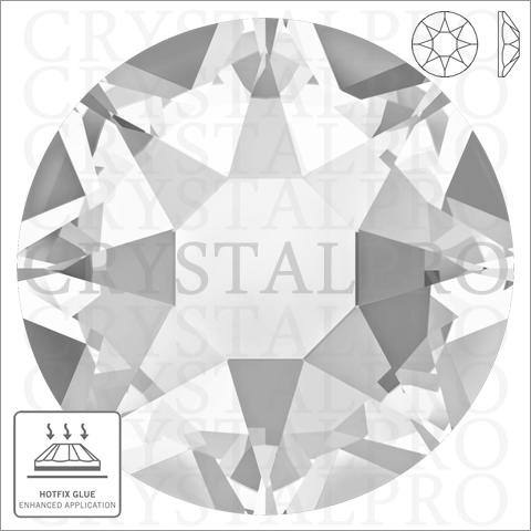 スワロフスキーホットフィックス 2078 クリスタル