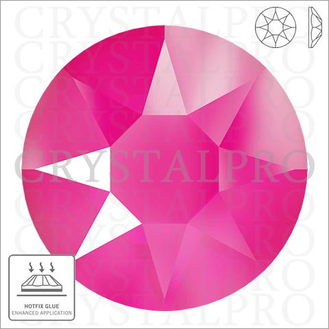 スワロフスキー #2078 クリスタル・エレクトリック・ピンク