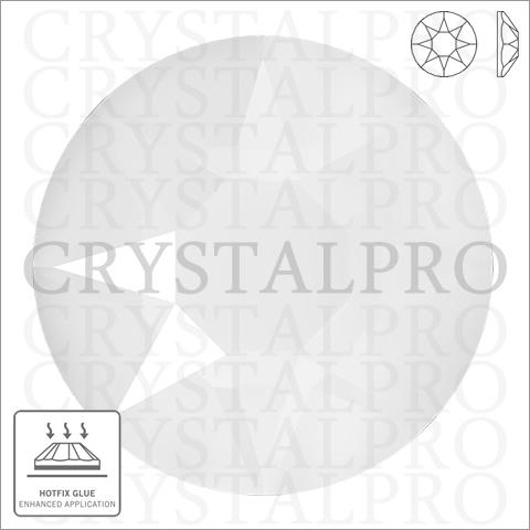スワロフスキー #2078 クリスタル・エレクトリック・ホワイト